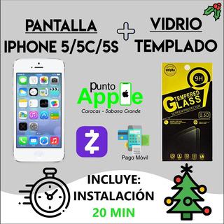 Pantalla iPhone 5/5c/se Completa + Instalación Sabana Grand