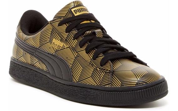 Zapatos Damas Puma Basket Originales - Talla 40