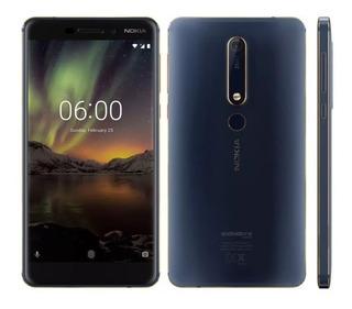 Celular Nokia 6.1 32 Gb+3 Gb Dual Sim 4g Lte P