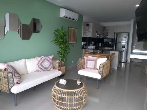 Imagen 1 de 10 de Apartamento En Arriendo Bocagrande Cartagena