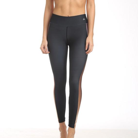 Easywear By Tania Leggings Estampado Dorado