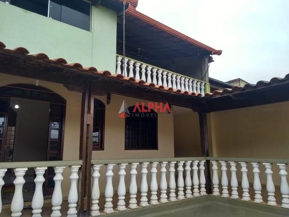 Casa De 03 Quartos Bairro Santa Helena Em Contagem - 7600