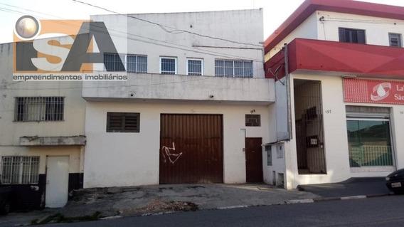 Prédio Comercial Em Vila Romanopolis - Ferraz De Vasconcelos - 3400