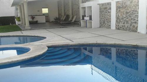 Imagen 1 de 12 de Linda Casa En Venta En Oaxtepec