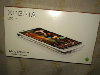Sony Xperia Arc S Nuevo