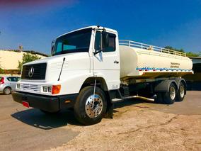 Caminhão Mercedes-benz Mb 1614 Pipa Tanque De Água Potável