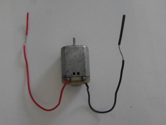 Motor 6v, Ideal Para Seus Projetos 5 Unid