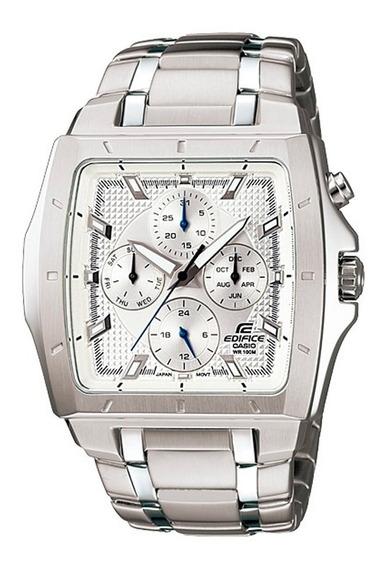 Relógio Casio - Edifice - Prata - Ef-329d-7avudf