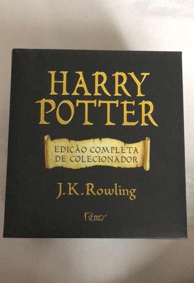 Livros - Box Harry Potter Edição De Colecionador
