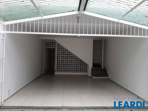 Casa Assobradada - Vila Madalena - Sp - 588491