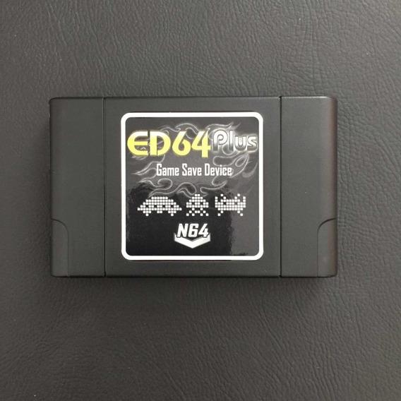 Everdrive Nintendo 64 Com Sd 8gb Cartucho N64 Sem Juros!!!