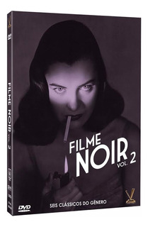 Filme Noir Vol.2 - Box Com 3 Dvds - Dana Andrews - John Dall