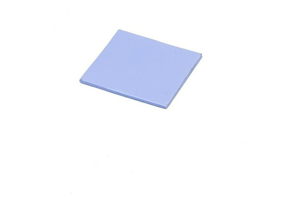 Pad Térmico De Alto Rendimiento 50 X 50 X 2mm. 5,3w/mk