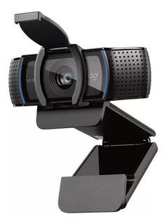 Webcam Pro Full Hd C920s 1080p 30 Fps Logitech