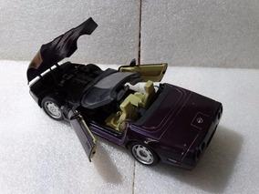 Corvette Lt4 Convertible 1996 - Maisto 1:18 Loose - Mt