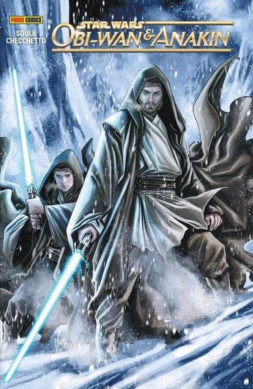Star Wars - Star Wars - Obi-wan & Anakin