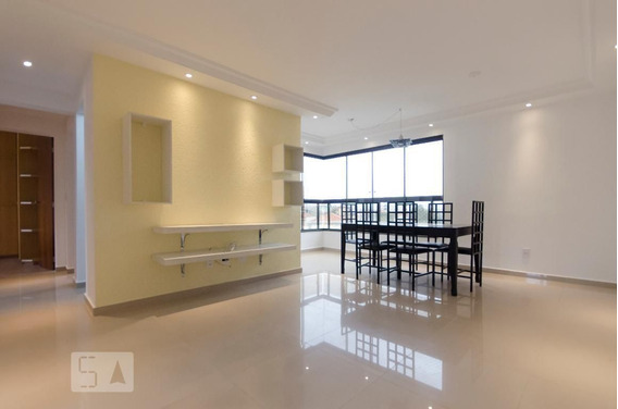 Apartamento No 6º Andar Com 3 Dormitórios E 2 Garagens - Id: 892807002 - 107002