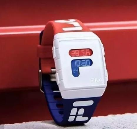 Relógio Unissex Fila