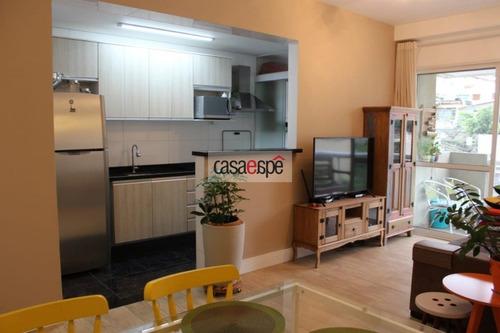 Imagem 1 de 15 de Apartamento - Pompeia - Ref: 730 - V-730