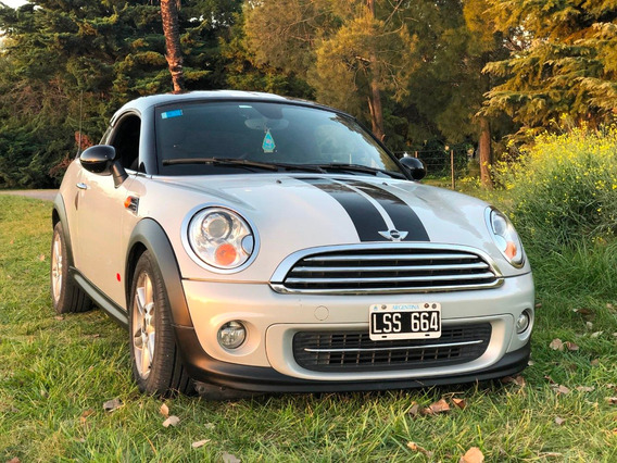 Coupe Mini Cooper Ss 2012 Automatico