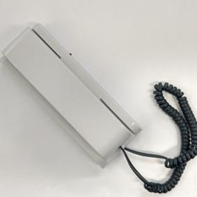 Interfone Hdl Az-s Monofone Branco Semi Novo