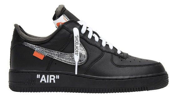 Tênis Nike Air Force Off White 1