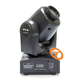 Moving Head Led Gobo Spot Pls Garantia Proshows