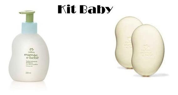 Kit Com 02 Produtos (hidratante+sabonete Em Barra)natura