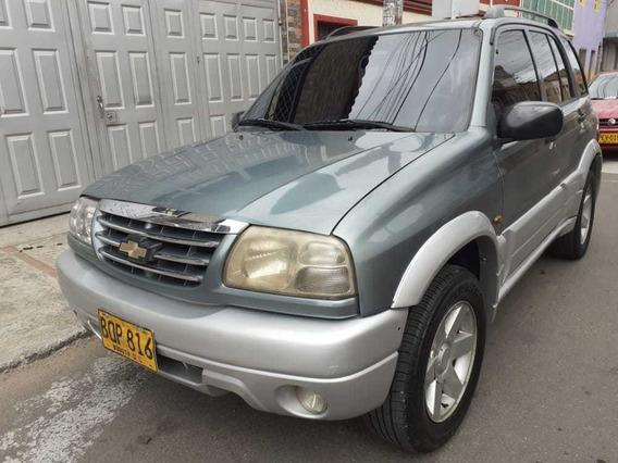 Chevrolet Grand Vitara 5 Puertas 2.5 V6 At 4x4