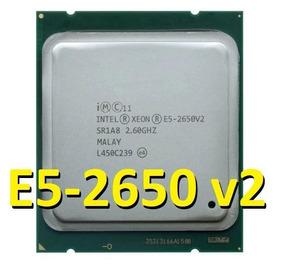 Intel Xeon E5 2650 V2 8/16 Nucleos 2.6 Ghz Melhor Q I7 7700k