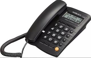 Teléfono Con Cable Y Display Noblex Nct300 Numeros Grandes -