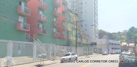 Apartamento Com 2 Dormitórios À Venda, 50 M² Por R$ 219.000,00 - Parque Assunção - Taboão Da Serra/sp - Ap0011