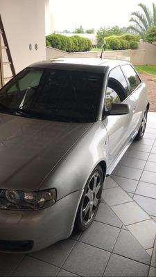 Audi S3 Prata - Preparado Com 500cv De Motor