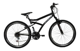 Bicicleta Athor Maximus Passeio Aro 26 18v Masculino