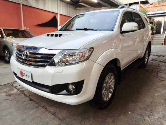 Toyota Hilux Sw4 Srv 4x4 7 Lugares 2014