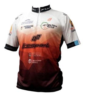 Remera Camiseta De Ciclismo Mtb, Ruta Con Bolsillos
