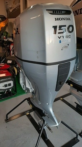 Motor Honda Fuera De Borda Bf150 Hp 4t 0hs.
