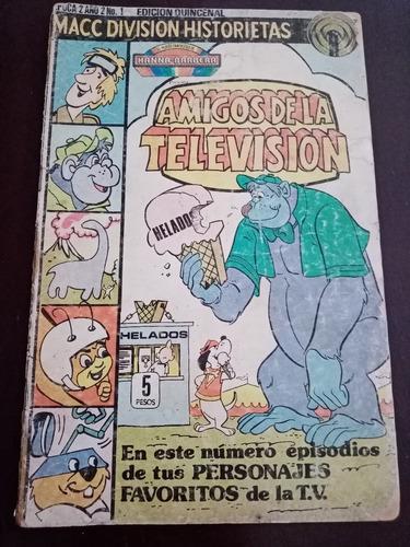 Amigos De La Televisión No.1 Macc Division Hanna Barbera