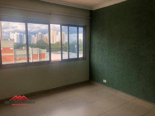 Apartamento Com 2 Dormitórios À Venda, 77 M² Por R$ 420.000,00 - Jardim São Dimas - São José Dos Campos/sp - Ap2234