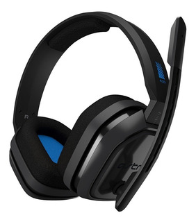 Auriculares Headset Astro A10 Logitech Mic Ps4 Pc - Xellers