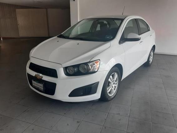 Chevrolet Sonic Sedan 4p Lt L4/1.6 Aut