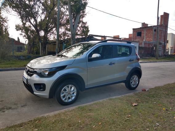 Fiat Mobi 1.0 Way 2019