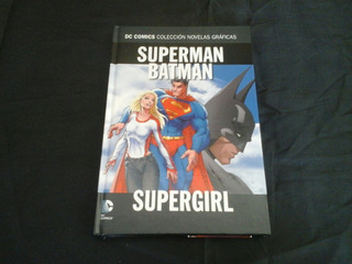 Superman/batman: Supergirl (salvat)
