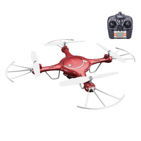 Quadricoptero C/ Controle Remoto E Câmera Wifi Explorer Cam