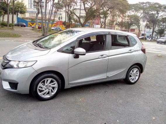 Honda Fit Lx 1.5 Automatico S/ Entrada Muticar