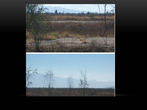 Terreno Industrial En Venta Texcoco