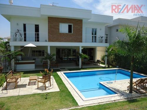 Sobrado Residencial À Venda, Condomínio Terras De Vinhedo, Vinhedo - Ca1303. - Ca1303