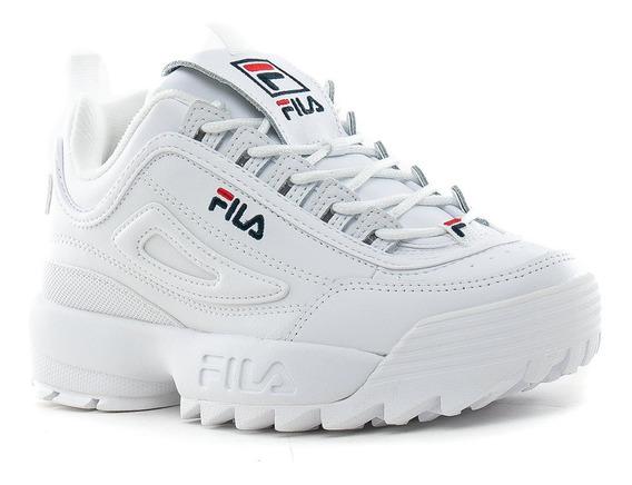 Zapatillas Disruptor Ii Premium Fila Blast Tienda Oficial