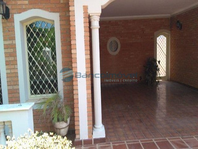 Casa Residencial Em Campinas - Sp, Flamboyant - Ca01376