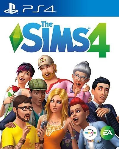 The Sims 4 Ps4 2 Digital 2 Psn